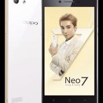 Harga dan Spesifikasi Oppo Neo 7 4G Dengan RAM 1GB