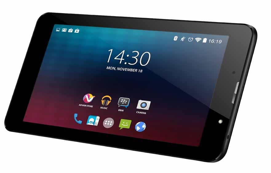 Harga Dan Spesifikasi Tablet Advan I7 4G Teknologi Eye