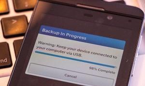 Cara Mudah Back Up Kontak BBM Tanpa Bantuan Aplikasi