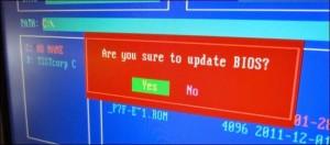 Cara update BIOS Pada Komputer