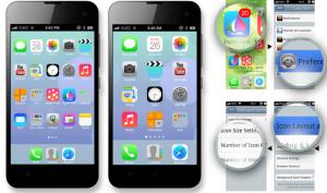 Cara Mudah Mengubah Tampilan SMS Android Menjadi iPhone