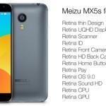Harga Meizu MX5e, Smartphone 4G LTE Handal Yang Murah
