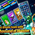 8 Game Monster Android Terbaik Paling Seru