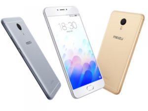 Harga dan Spesifikasi Meizu M3S, Smartphone Octa Core dengan RAM 3 GB