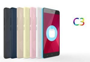 Harga Oukitel C3 Terbaru, Spesifikasi Smartphone Quad Core Terjangkau