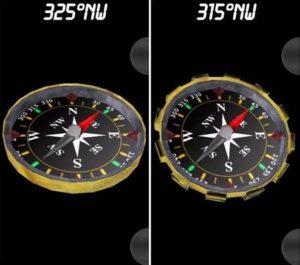 aplikasi kompas android paling akurat