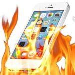 Faktor-faktor Penyebab iPhone Cepat Panas