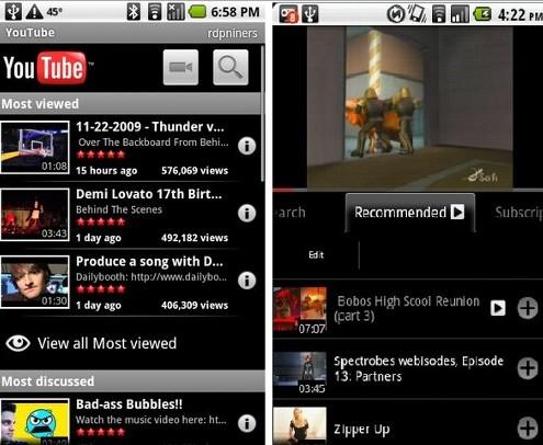 youtube, Cara Memunculkan Subtitle di Youtube Android Untuk Film Asing