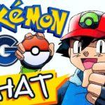 Aplikasi Chatting Untuk Para Pemain Pokemon Go