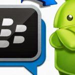 Cara Memindahkan Kontak BBM Ke Android Tanpa Invite Ulang