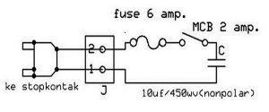 cara membuat alat penghemat listrik