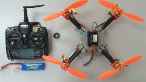 cara membuat drone sederhana