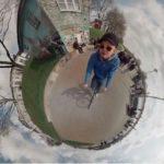 Begini Cara Membuat Foto 360 Derajat di Android Keren