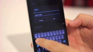 cara setting internet di android semua operator