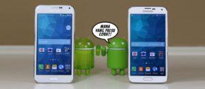 Cara Membedakan Android Asli dan Palsu