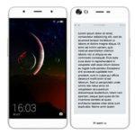 Harga HiSense A2, Smartphone Android dengan Dua Layar Sentuh