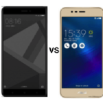 Perbandingan Xiaomi Redmi Note 4X dan Asus Zenfone 3 Max