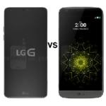 Perbandingan LG G6 dengan LG G5