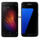 Perbandingan Xiaomi Mi5 dan Samsung Galaxy S7