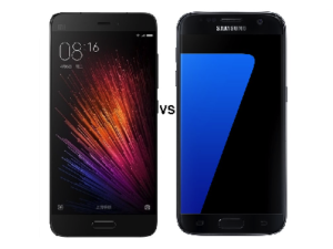 Samsung Galaxy S7 vs Xiaomi Mi5