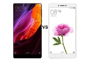 Xiaomi Mi Max dan Xiaomi Mi Mix