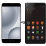 Perbandingan Xiaomi Mi5c dengan Xiaomi Mi4c