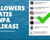 Cara Mendapatkan Followers Instagram Secara Cepat